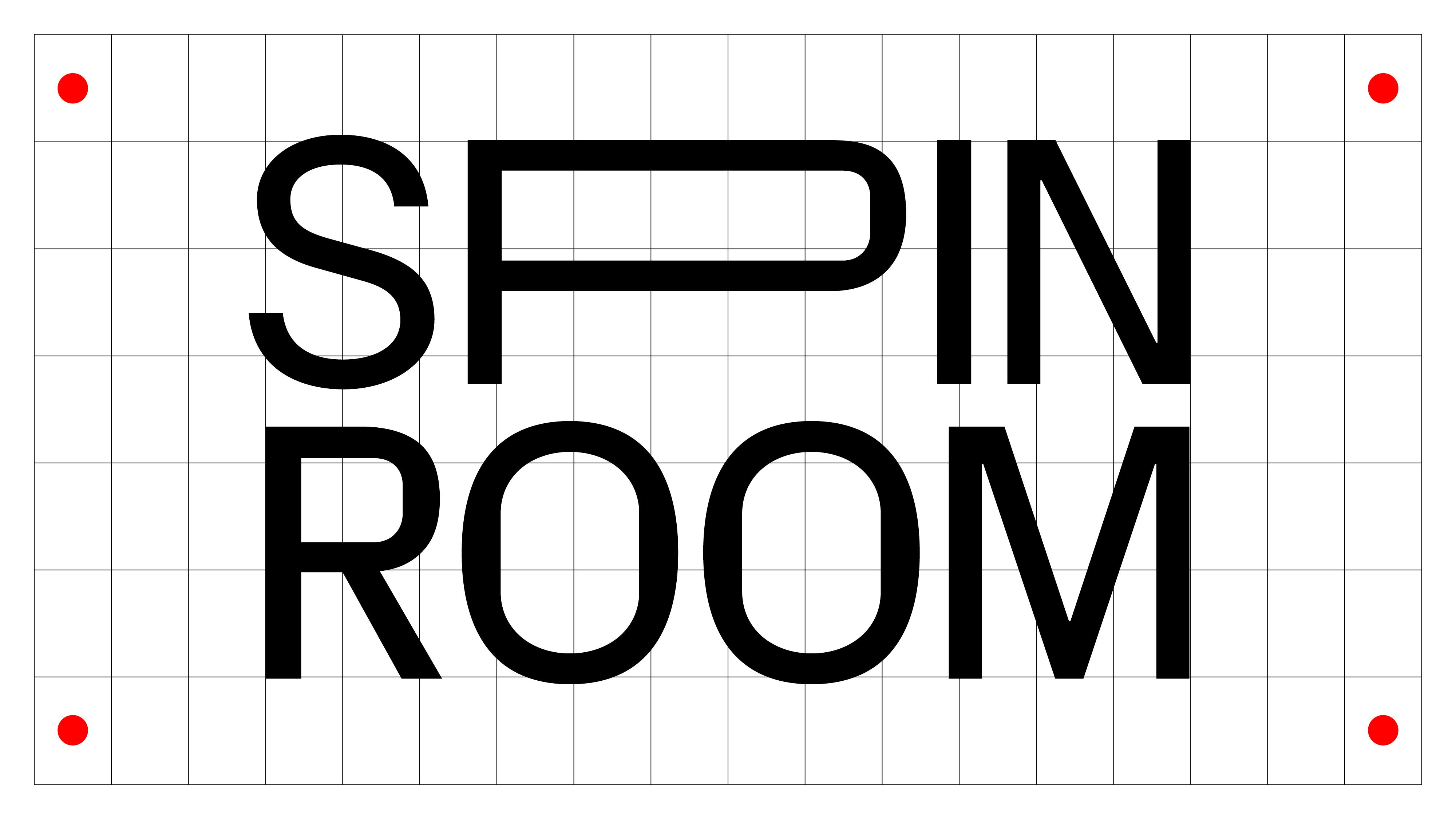 spin room logo