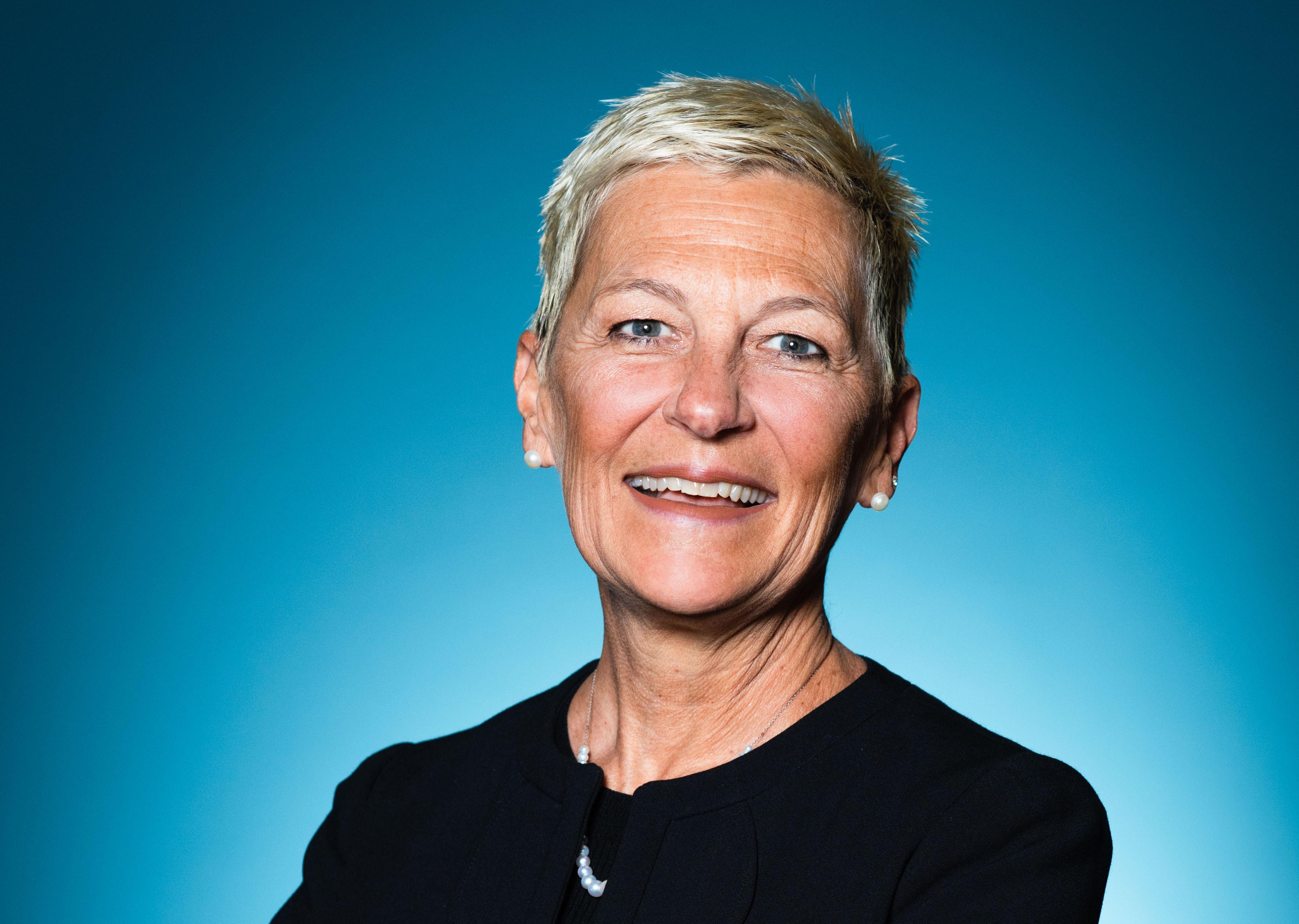 Suzanne Boda portrait