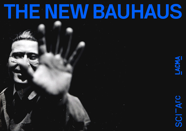 poster for the new bauhaus