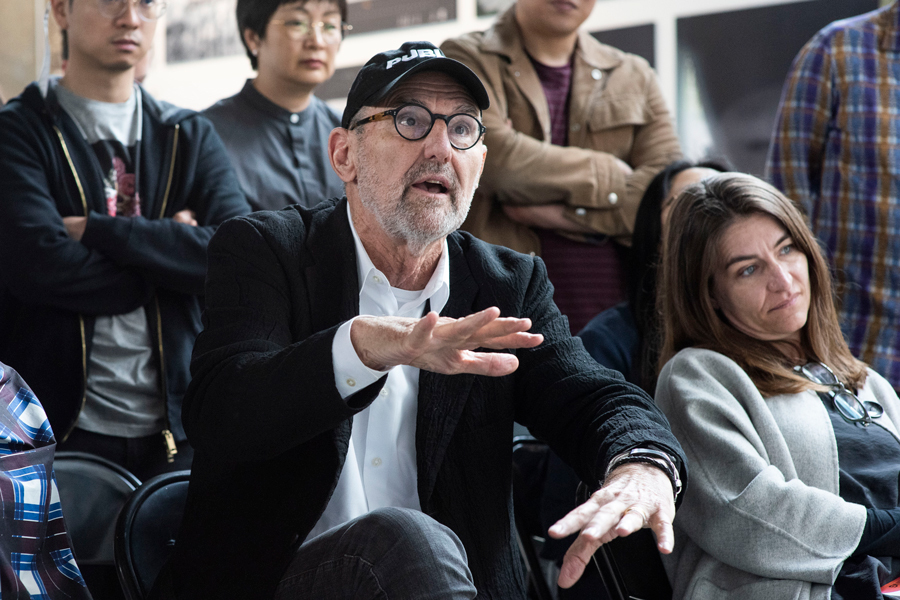 Thom Mayne juror in review