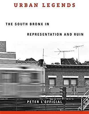 book cover urban legends
