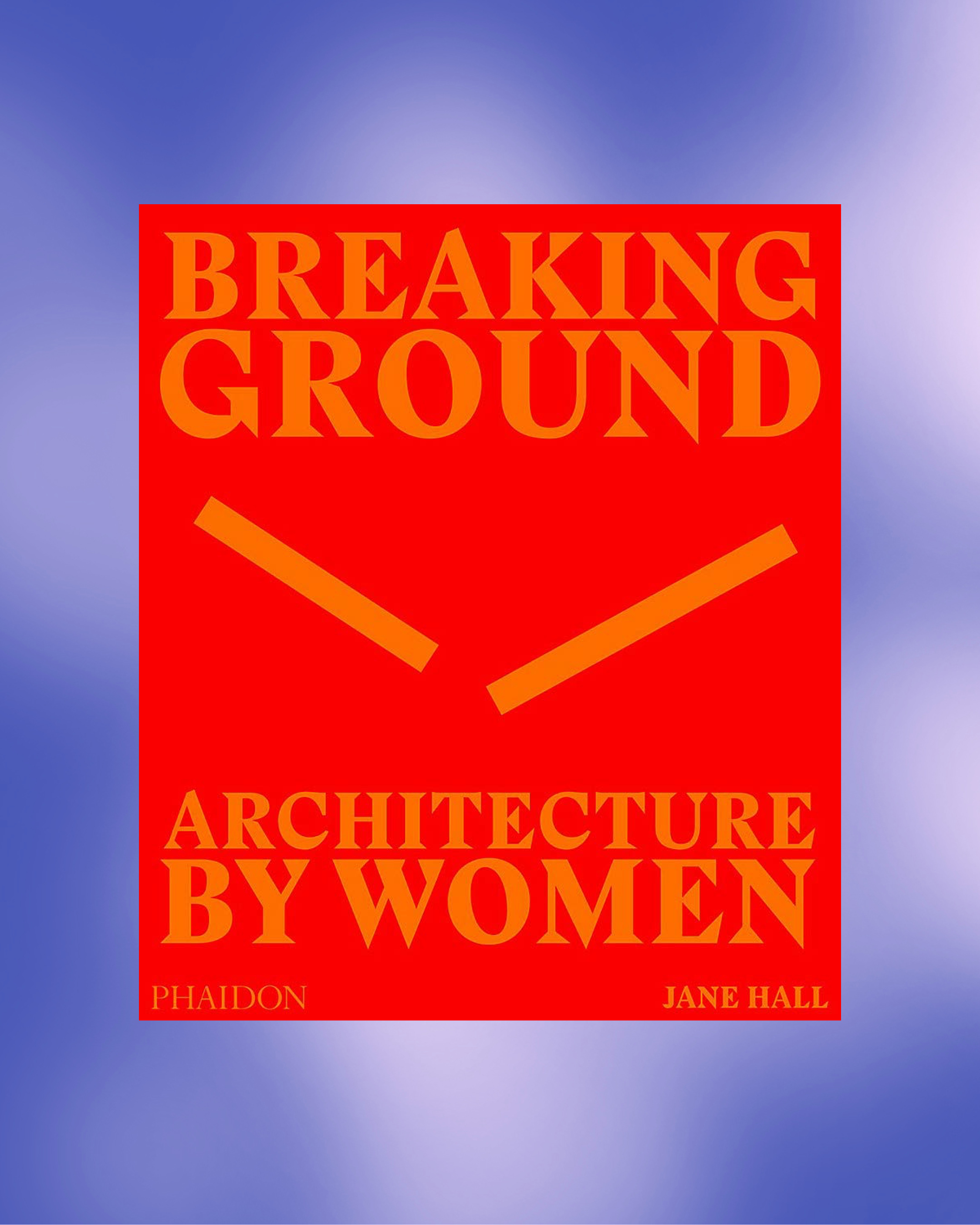 breaking ground book cover