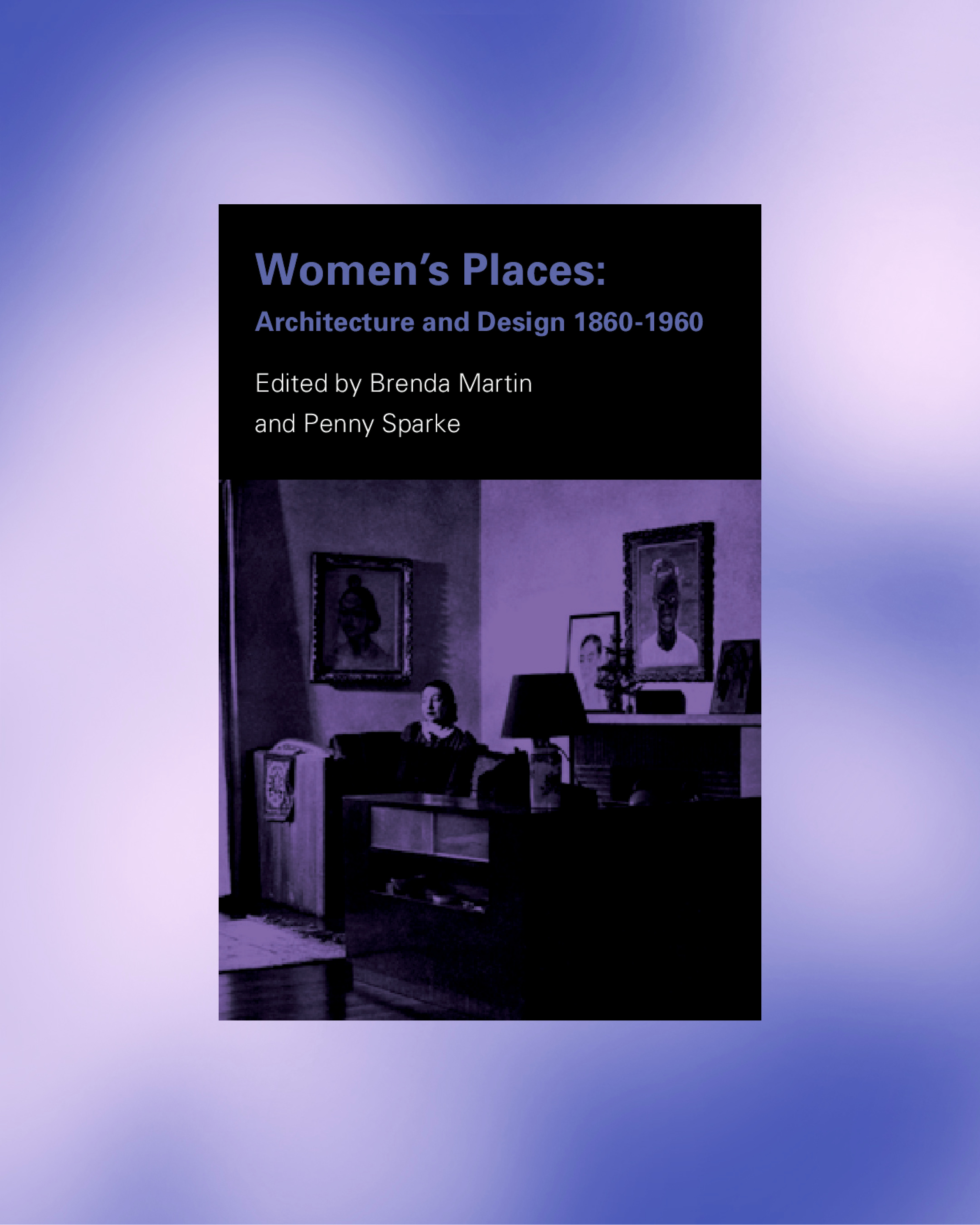 Women's places book cover