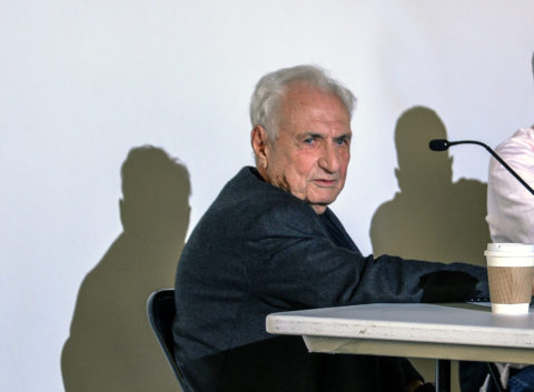 SCI-Arc Trustee Frank Gehry Receives Presidential Medal of Freedom from President Obama