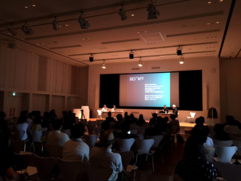 SCI-Arc Summer Symposium Travels to Tokyo