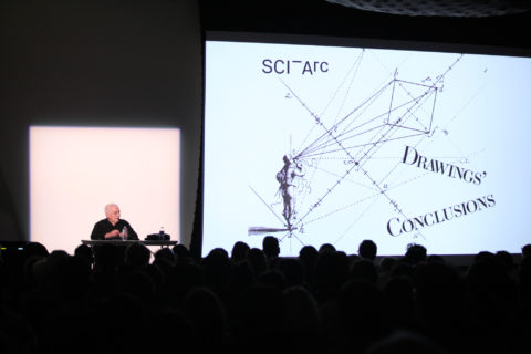 The Whole Picture: Drawings' Conclusions Symposium Hosted at SCI-Arc