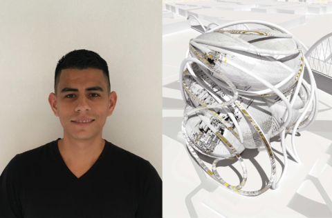 Student Highlight: Jose Garcia, M.Arch 2