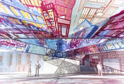MoMA PS1 Young Architects Program Finalists Include SCI-Arc Faculty Members