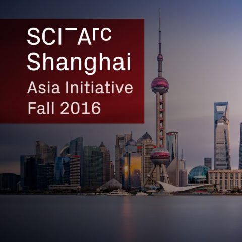 SCI-Arc Opens Fabrication and Robotics Initiative in Shanghai