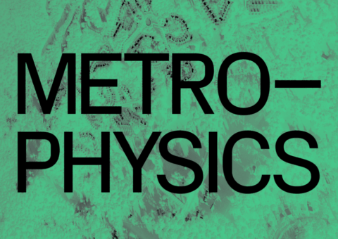 'Metrophysics' by Michael Sorkin Studio & Terreform opens October 21 in the SCI-Arc Gallery