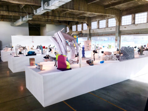 "KCRW features SCI-Arc's Spring Show as ""5 Design Things to do This Week"""