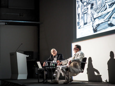 SCI-Arc Hosts Syd Mead in Conversation with Craig Hodgetts