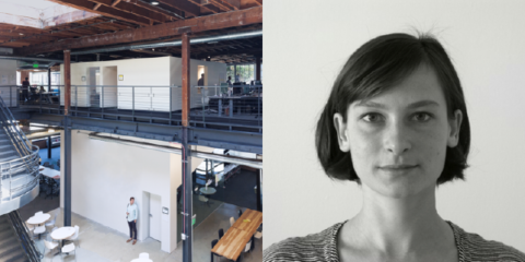 Design Faculty Anna Neimark a Finalist for MoMA PS1's Young Architects Program