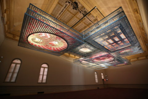 SCI-Arc Faculty David Freeland Installs Winning Exhibition at the Smithsonian