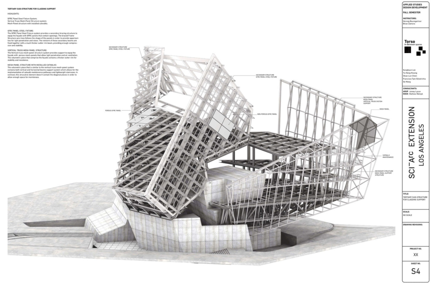 design development course structural illustration