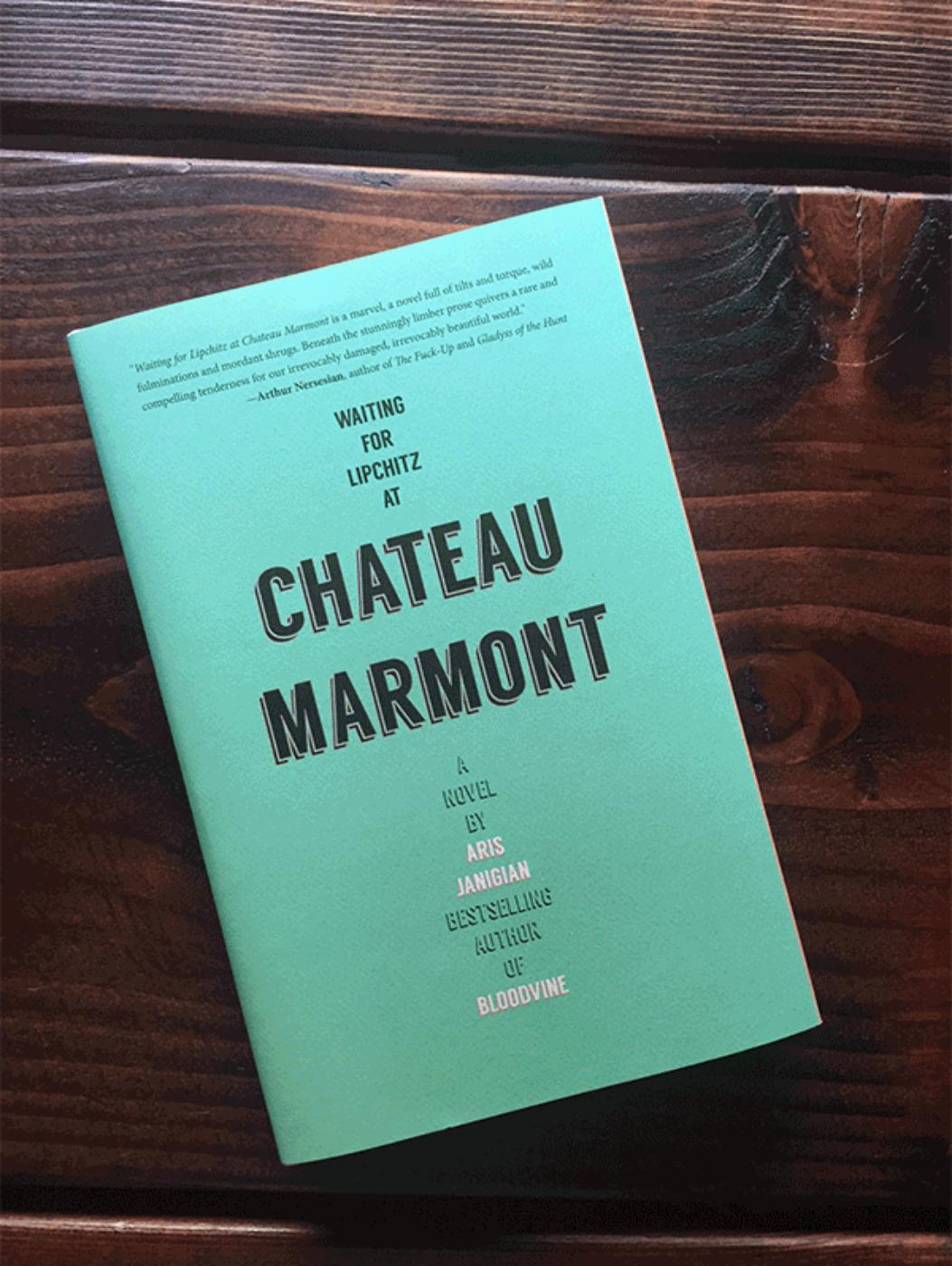 Aris Chateau Marmont
