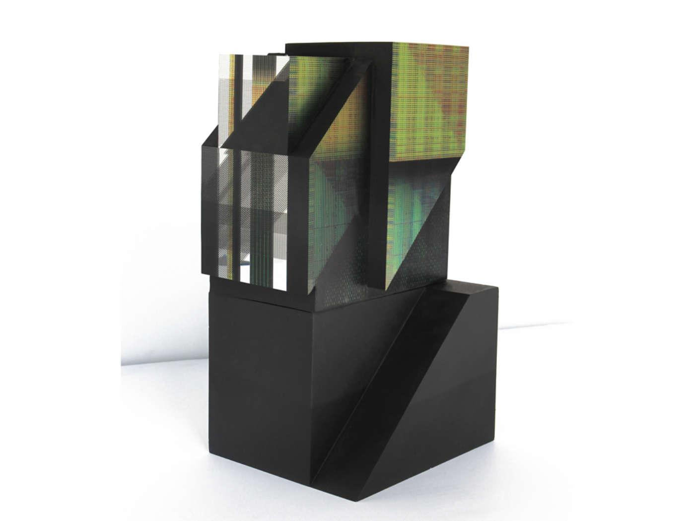 Atelier Manferdini Bp Model 5