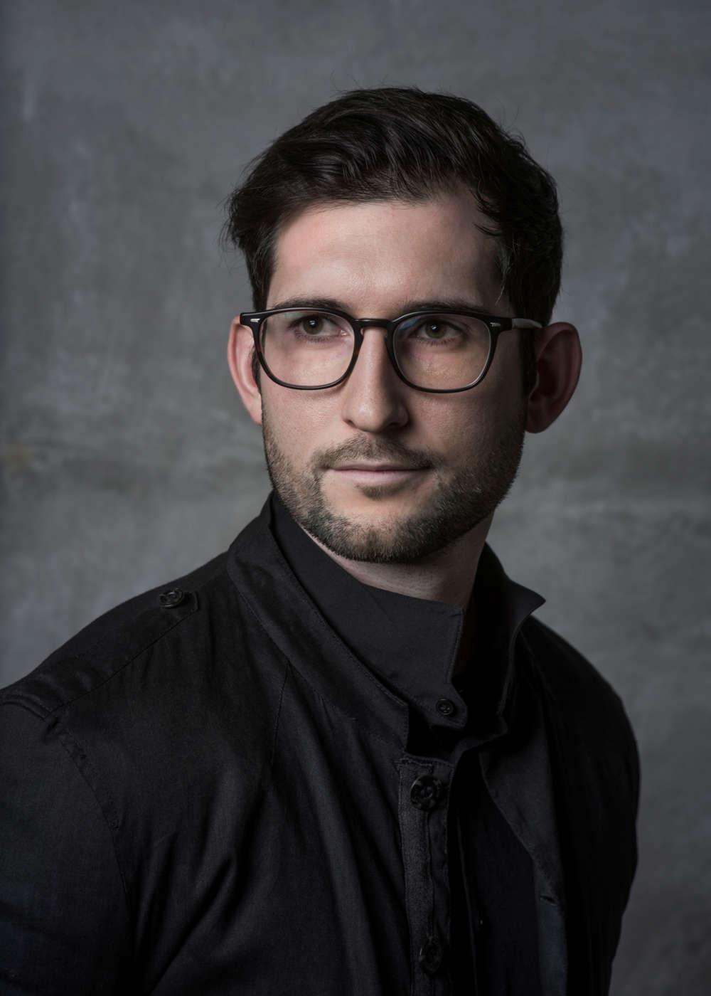 Ryan Martinez Faculty Portraits 726 S