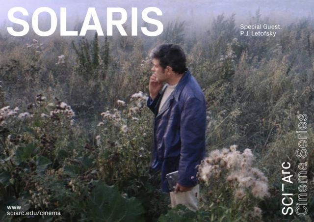 Cinema Series Solaris