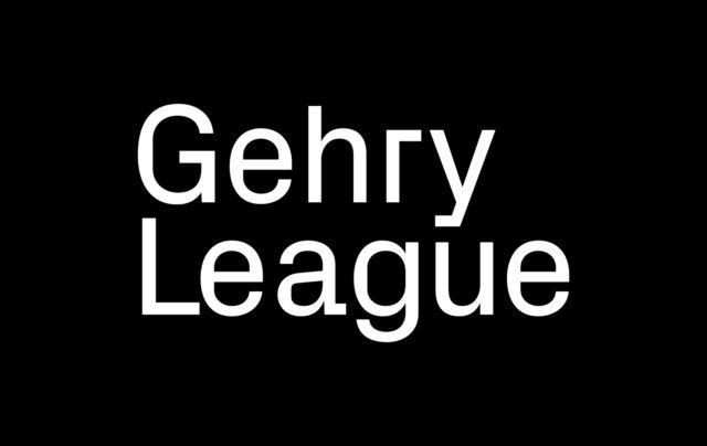Gehry League logo