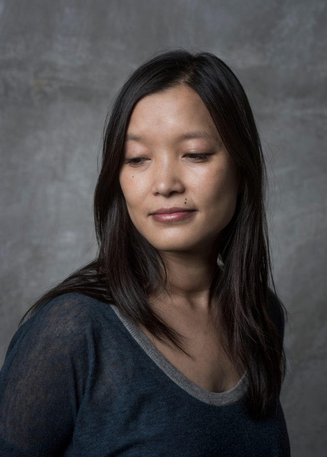 Jenny Wu Faculty Portraits