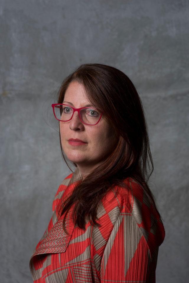 Natasha Sandmeier faculty portrait