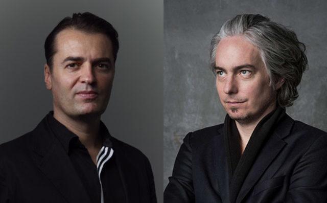 Patrik Schumacher and Tom Wiscombe composite