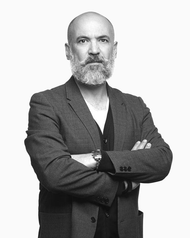 Portrait Didier Faustino Photo Credit Valerie Le Guern