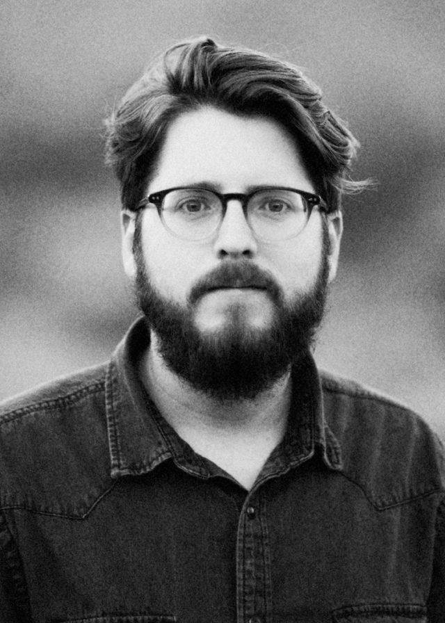 Zachary Tate Porter headshot