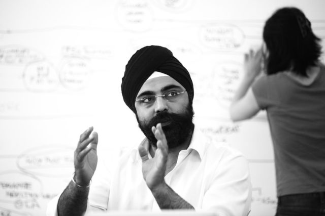 indy johar headshot