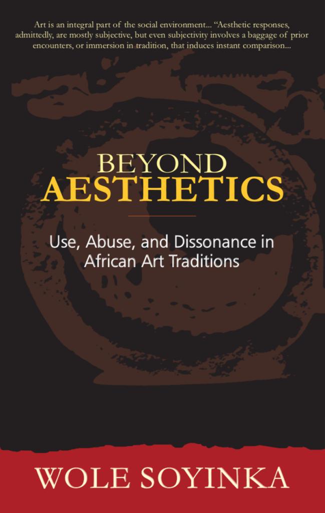 book cover beyond aesthetics
