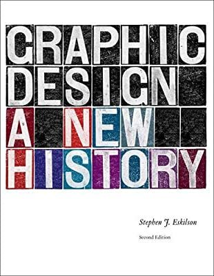 book cover graphic design a new history