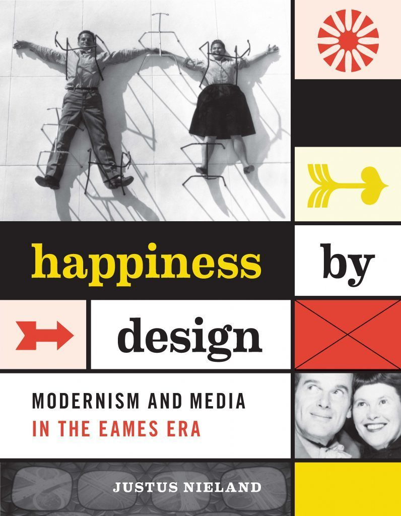 book cover Happiness by Design