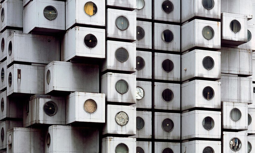 stacked blocks round windows