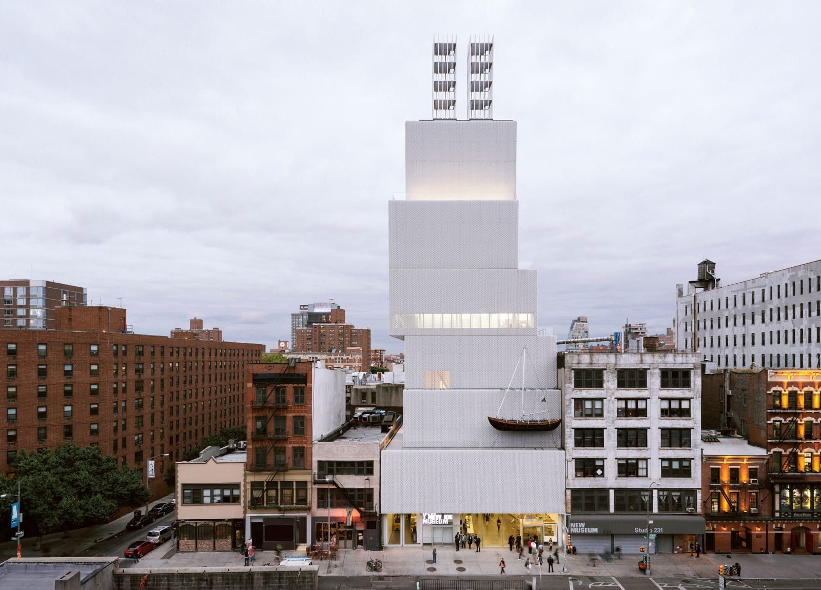 new museum at new york
