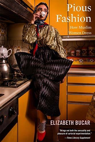 Pious Fashion book cover