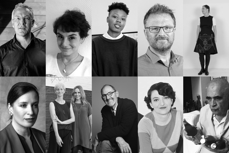 Sciarc spring 2019 lecturers portraits