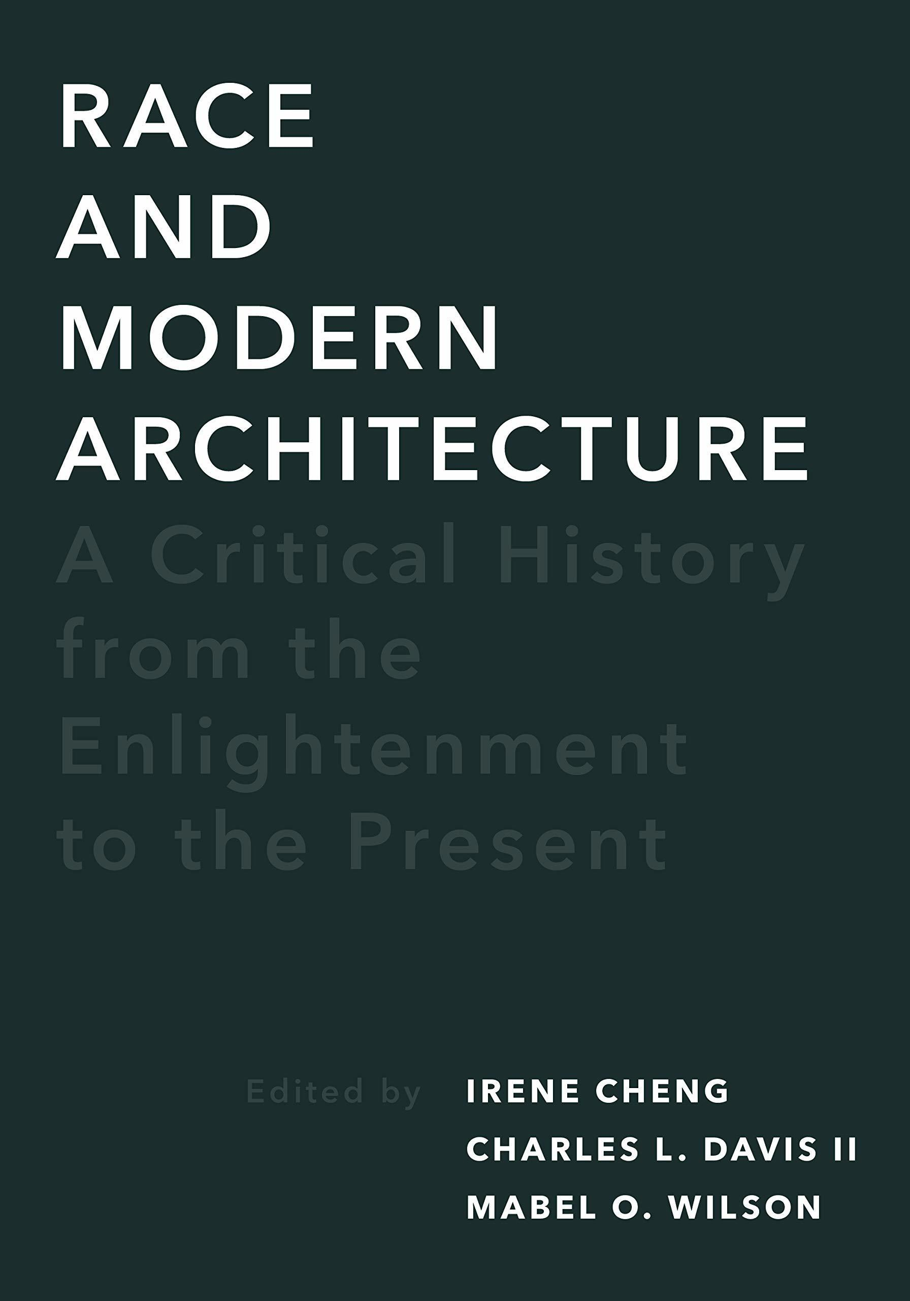 book cover Race and Modern Architecture