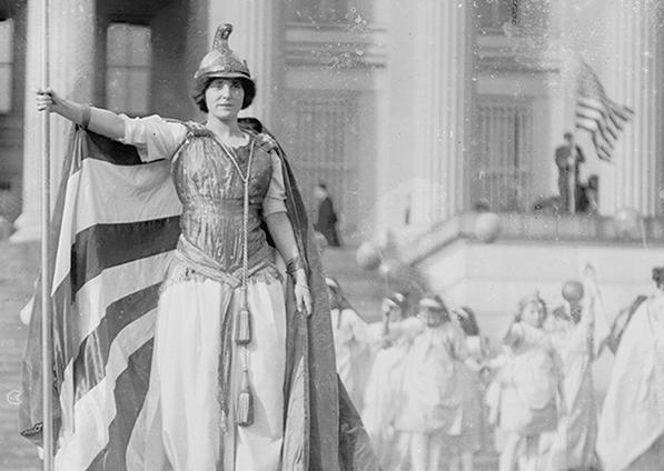 Suffragette city book cover