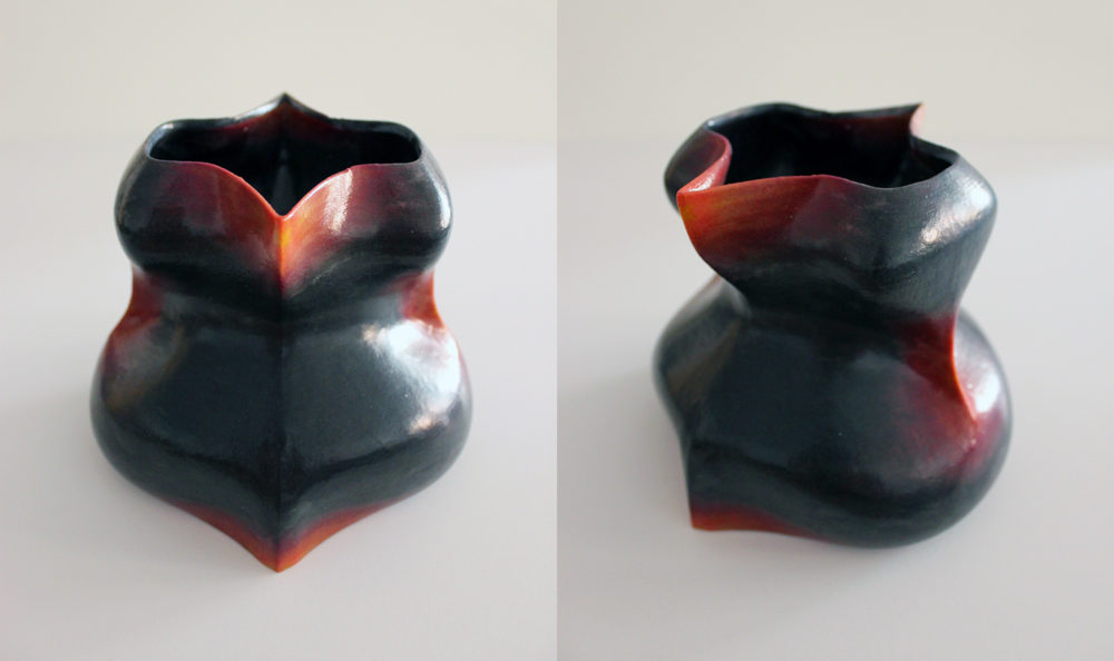 8 Young Ayata Hot Stone Object 2014