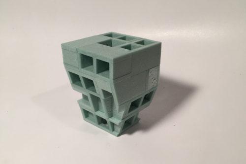 Medium Prototype Housing Model 01 2016