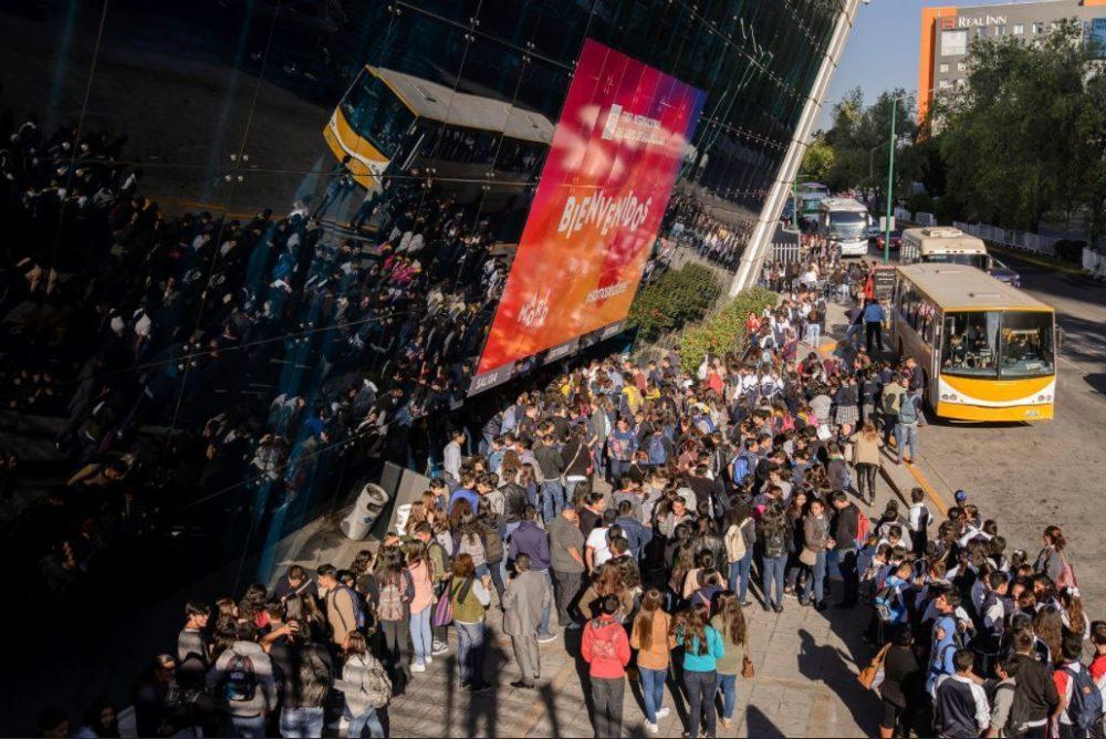 XXXI International Book Fair in Guadalajara