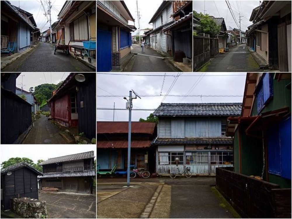 Streets of Teba Island
