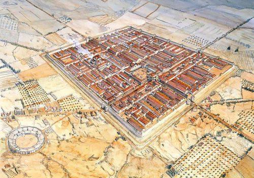 Roman Military Camp