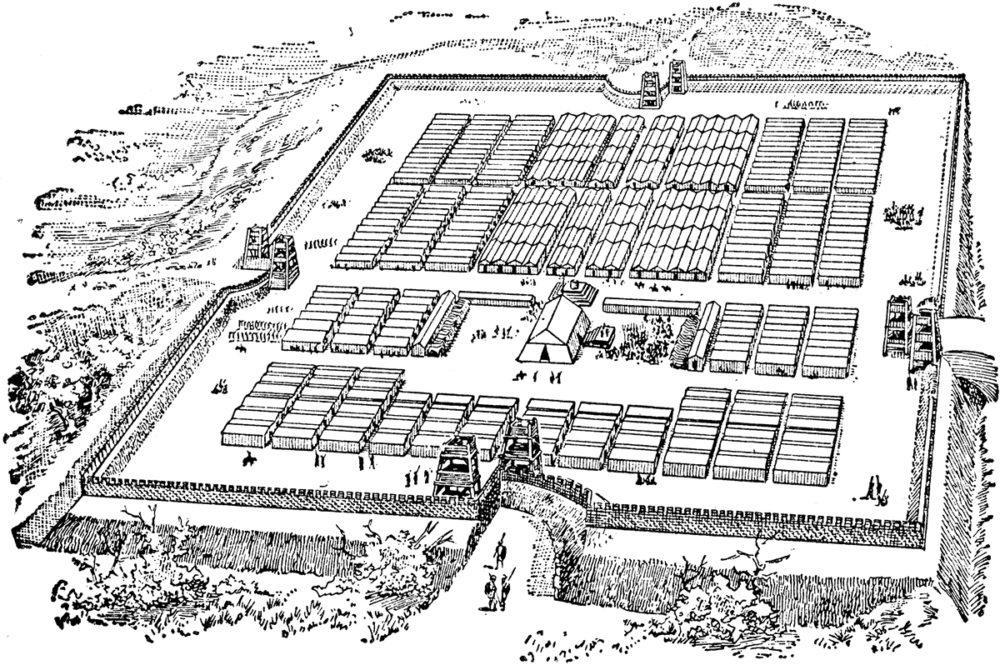 Roman Camp