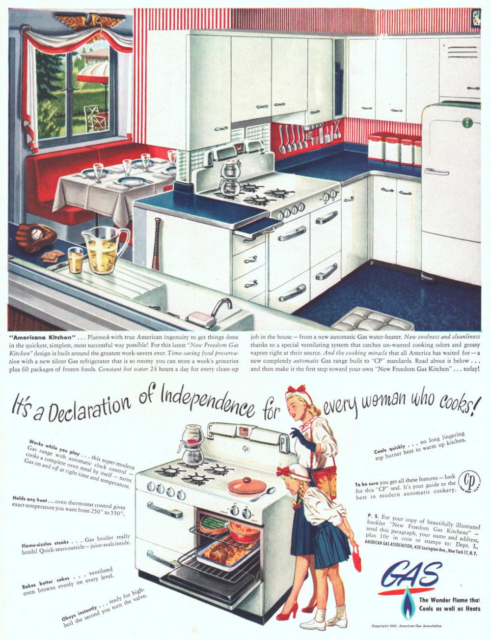 08 New Freedom Americana Kitchen