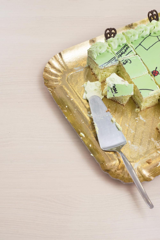 RAF Crash Cake