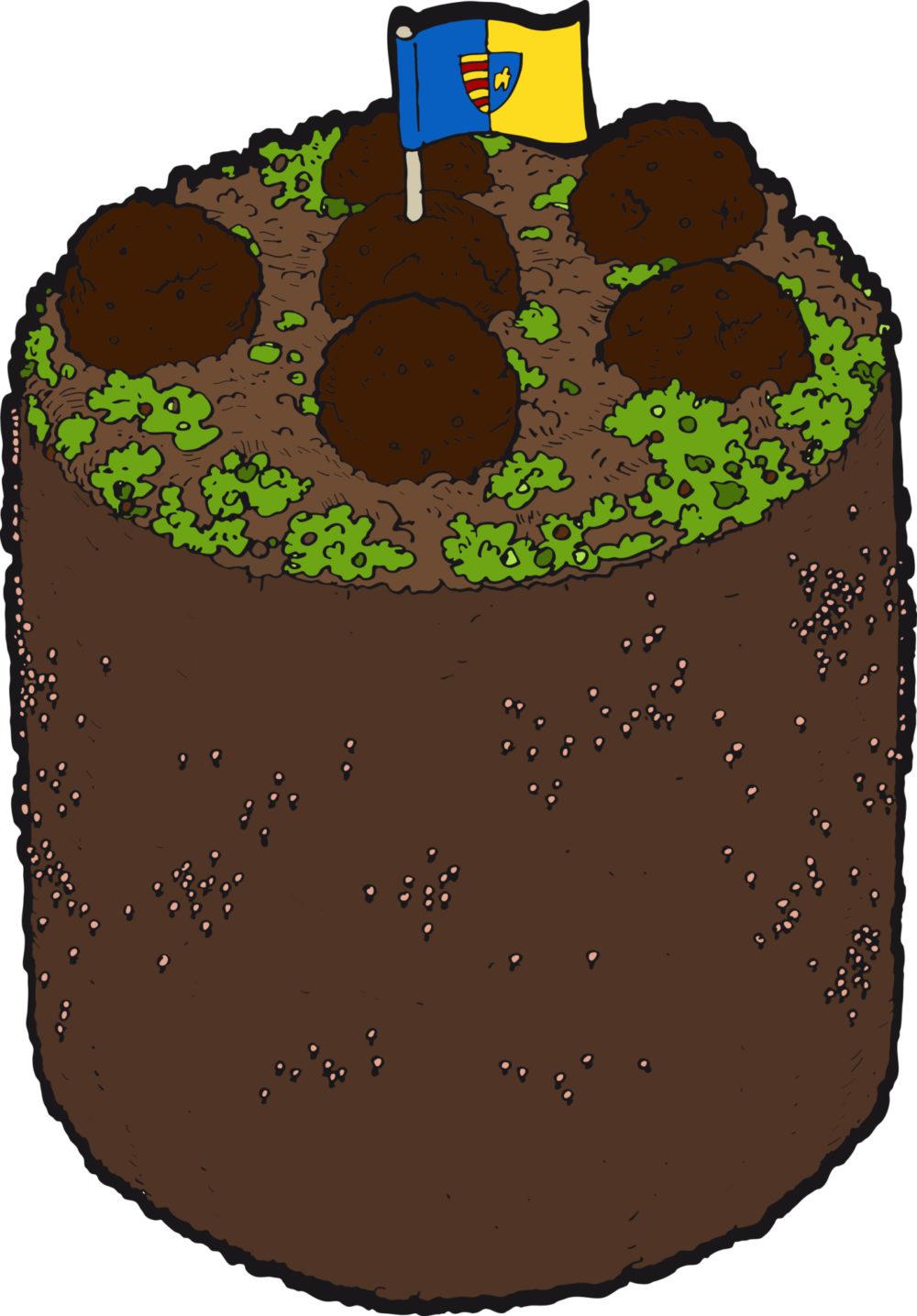 Daniëlle cake