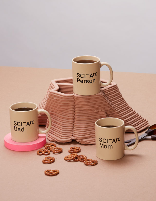 sci arc mugs merchandise
