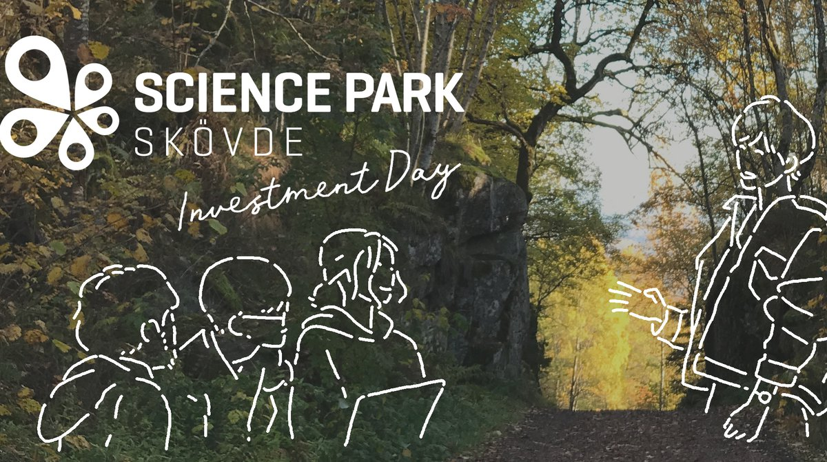 Science Park Skövde Investment Day - where the small ideas go big